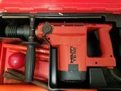 Hilti TE 52 Rotary Hammer Drill w/ Case